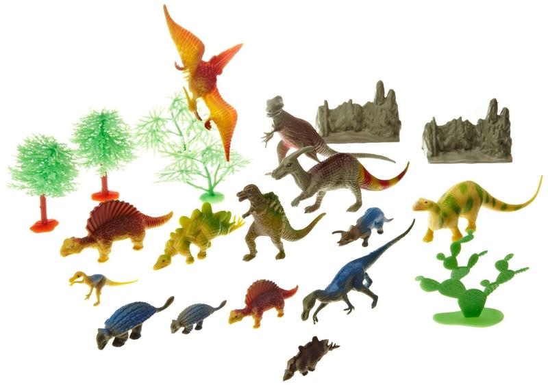 IMG59: Dinosaur Adventure Set