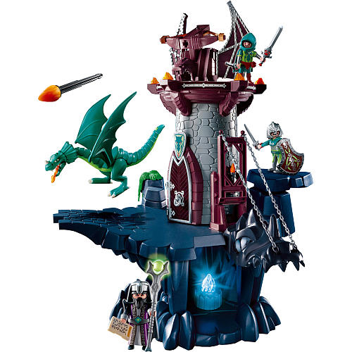 IMG91: Playmobil 4836 - Dragon's Dungeon