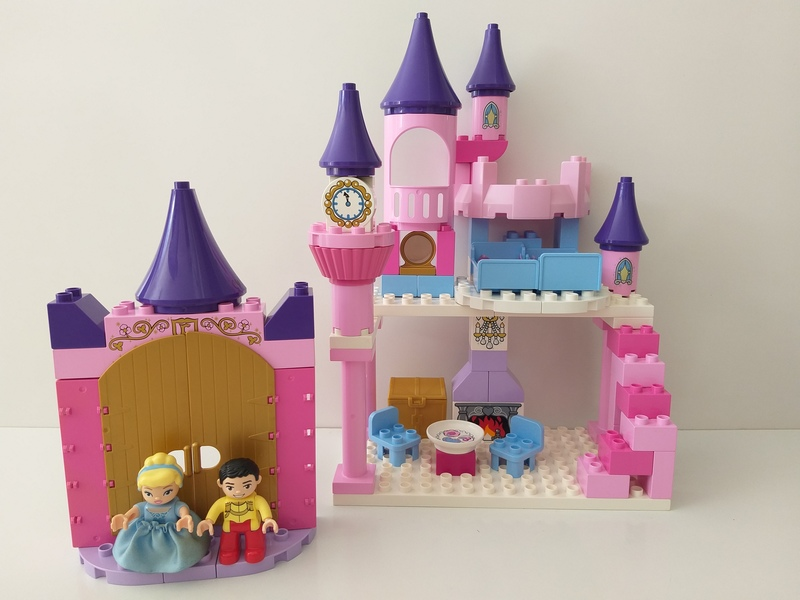 C61: Duplo Cinderella's Castle