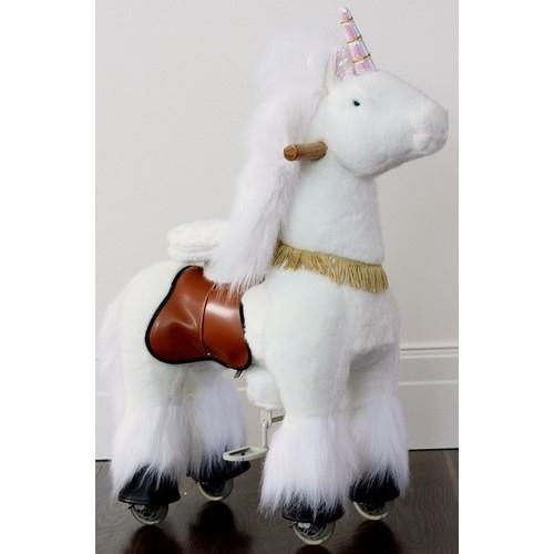 M29: Ride-on Ponycycle Unicorn
