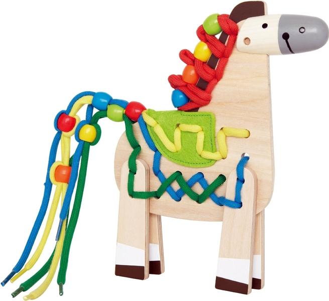 EL53: Lacing Pony