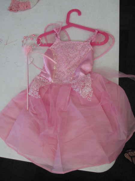 D21: Fairy Dress