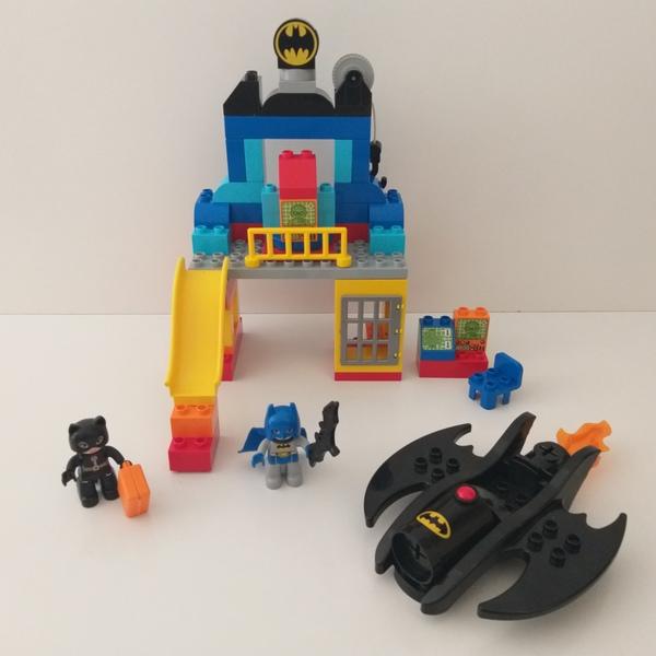 C80: Duplo: Batcave