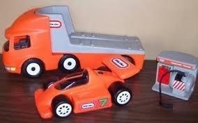 CT4: Race Car Carrier