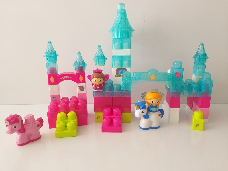 C40: Mega Blocks Crystal Palace