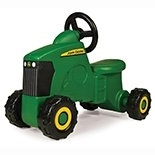 R55: John Deere Sit-N-Scoot Tractor