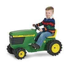 M58: John Deere Pedal Tractor