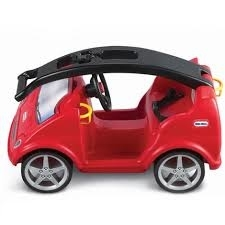 M60: Little Tikes Red Car
