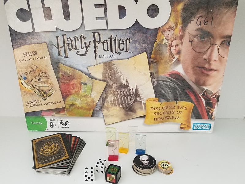PG61: Cluedo - Harry Potter Edition