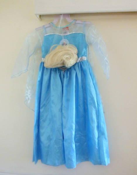 D68: Frozen Elsa Costume