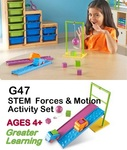 G47: STEM Forces & Motion Activity Set