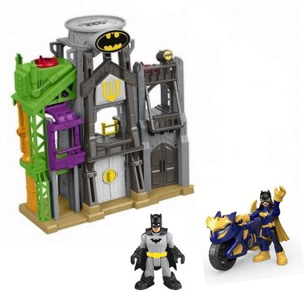 E446: Imaginext Gotham City 1