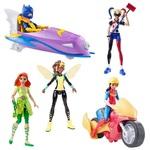 E457: DC Supergirls Set 1