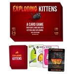 F632: Exploding Kittens Card Game