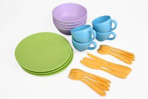 E3201: Green Toys Dish Set 2
