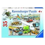 D145: Busy Airport Puzzle