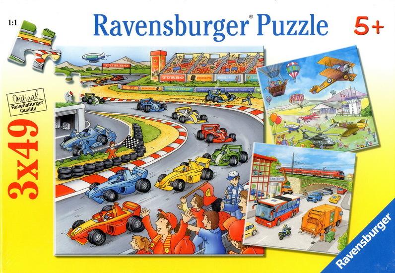 D1154: Motoring Along Puzzle