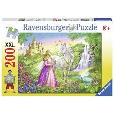 D1161: Princess with a Horse Puzzle