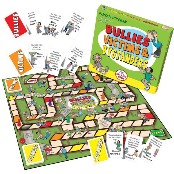 F579: Bullies, Victims & Bystanders Game