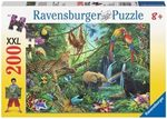 D1173: Animals In The Jungle puzzle
