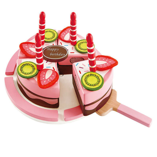E3105: Double Flavoured Birthday Cake