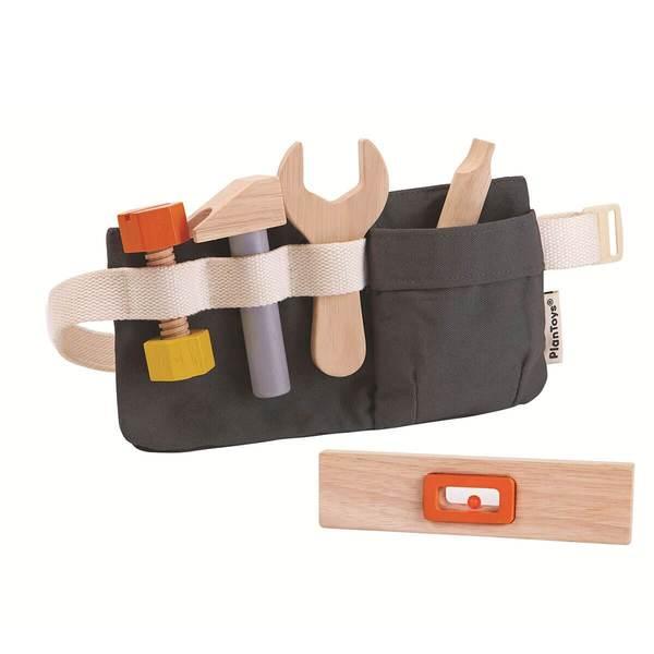 E3206: Wooden Tool Belt 1