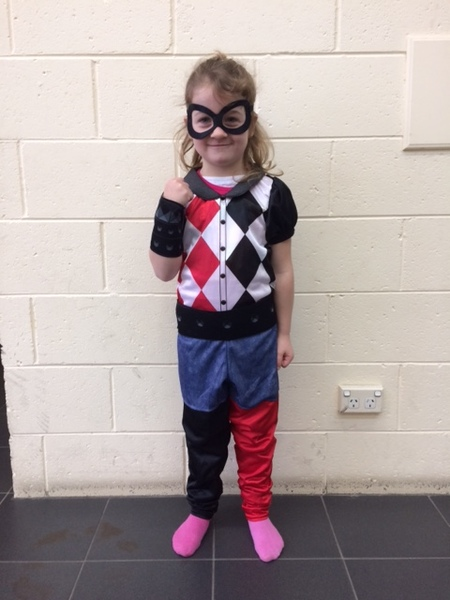 E514: Harley Quinn Costume
