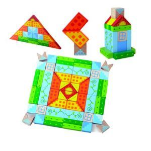 D1182: 50 Four Creative Blocks