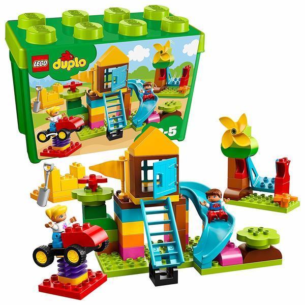 C249: Duplo Large Playground set 2