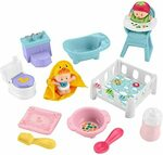 E492: Little People Baby Love & Care Set