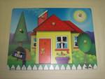 D168: Shape House Puzzle