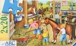 6270: Barnyard Puzzles 2x20pc