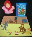 3939: Little Red Riding Hood - Story Telling Felt