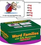 5181: Word Families with Silly Sentences Super Fun Deck
