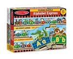J140: Alphabet Express Floor Puzzle