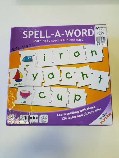 E326: Spell-A-Word