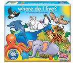 G549: Where Do I Live?