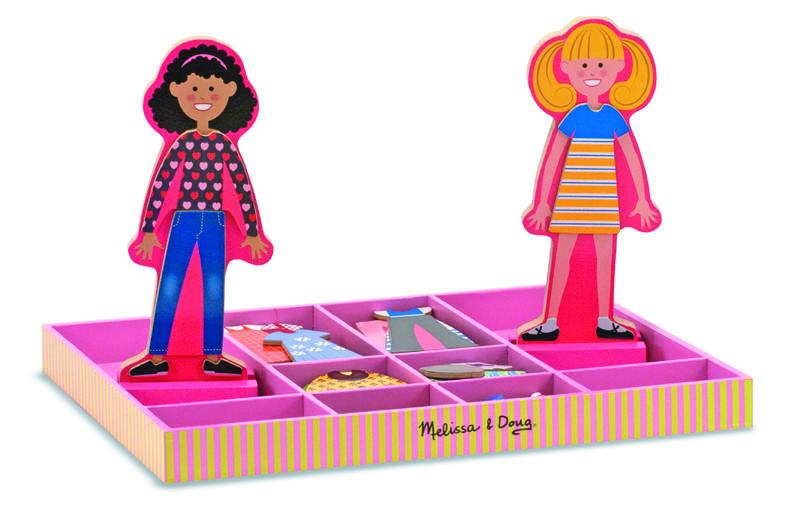 I557: Abby and Emma Dolls