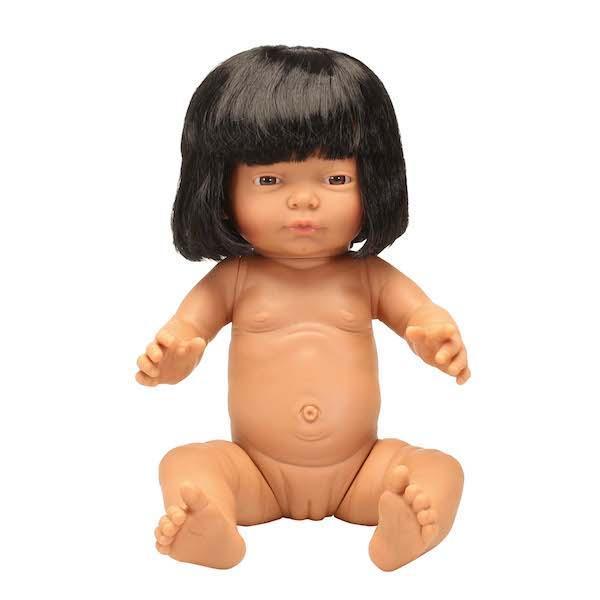 I721: Oriental Baby Girl