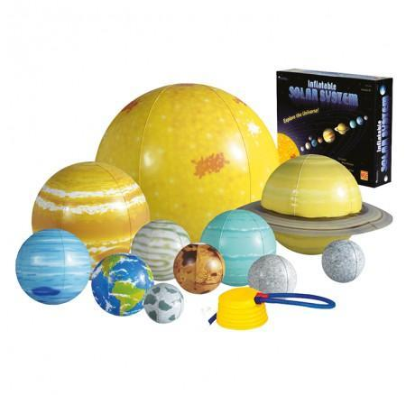 E604: Giant Inflatable Solar System