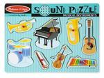 J232: Sound Puzzle - Musical Instruments