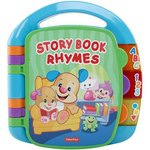 KDT10831: Laugh & Learn Storybook Rhymes - blue