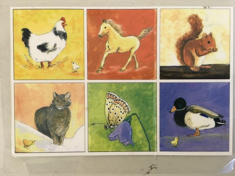 534: Puzzle - Animals x 2