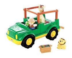 9309: Little People - Safari Truck