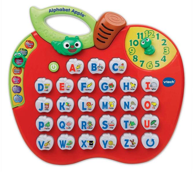 9039: Alphabet Apple