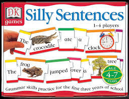 8736: Silly Sentences
