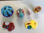 491: Baby toy selection