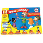711: Speaking and Listening Board Game