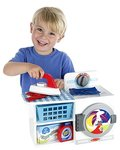 736: Wash Dry Iron Play Set