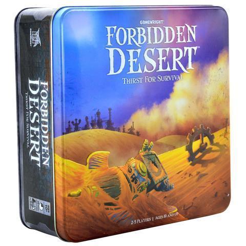 800: Forbidden Desert